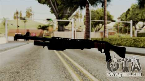 New Shotgun for GTA San Andreas second screenshot