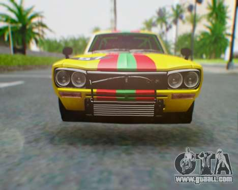 Nissan 2000GT-R [C10] Tunable for GTA San Andreas interior