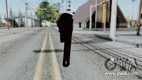 No More Room in Hell - Wrench for GTA San Andreas third screenshot
