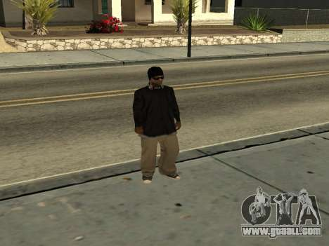 ballas3 [straight outta Compton] for GTA San Andreas