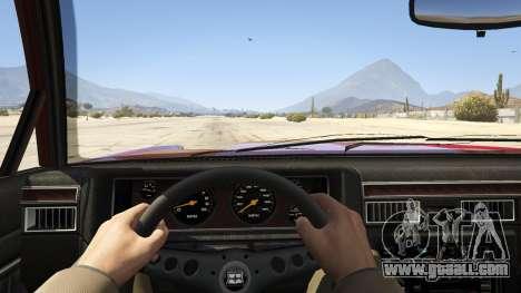 GTA IV Virgo for GTA 5