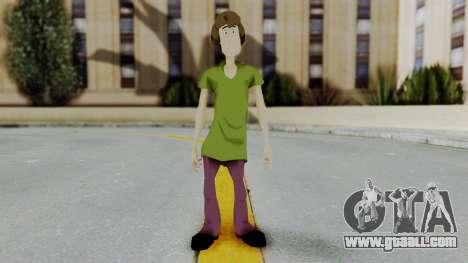 Scooby Doo Salcisha-Shaggy for GTA San Andreas second screenshot