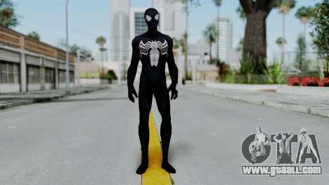 Marvel Future Fight Spider Man Black v2 for GTA San Andreas second screenshot