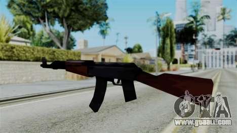GTA 3 AK-47 for GTA San Andreas second screenshot