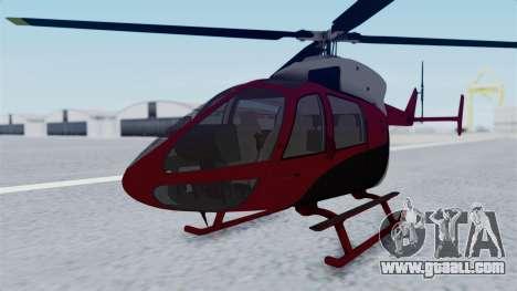 GTA 5 Super Volito for GTA San Andreas