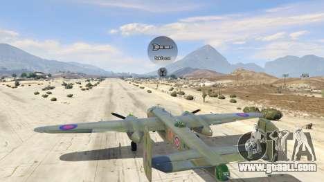 GTA 5 B-25 seventh screenshot