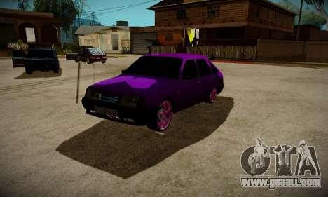 IZH 2126 ODA for GTA San Andreas