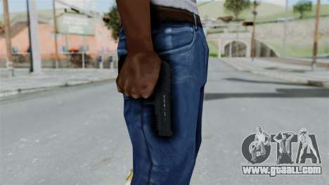GTA 5 Pistol for GTA San Andreas third screenshot
