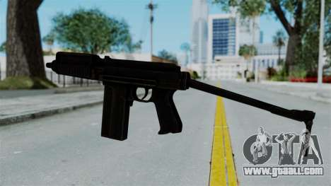 9A-91 Ironsight for GTA San Andreas third screenshot