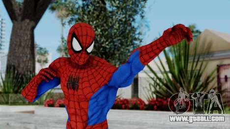 Amazing Spider-Man Comic Version for GTA San Andreas