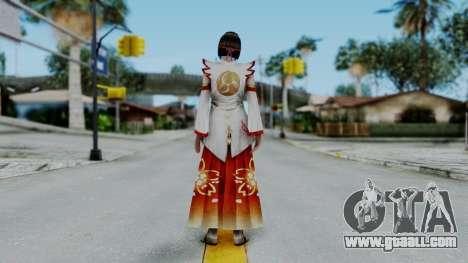 Sengoku Musou 3 - Okuni for GTA San Andreas third screenshot