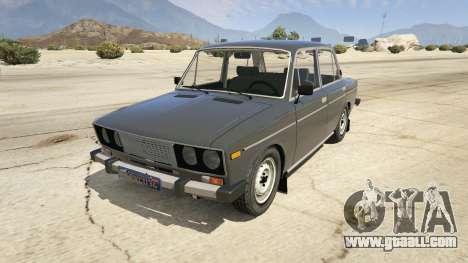 VAZ 2106 for GTA 5