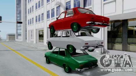 Dacia 1300 for GTA San Andreas left view