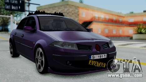 Renault Megane II for GTA San Andreas