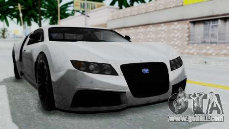 GTA 5 Truffade Adder v2 IVF for GTA San Andreas