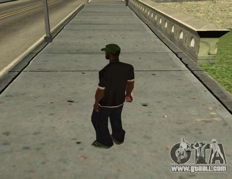 Sweet REINCARNATED for GTA San Andreas second screenshot