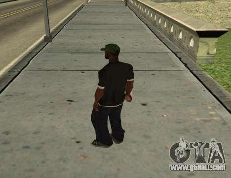 Sweet REINCARNATED for GTA San Andreas second screenshot
