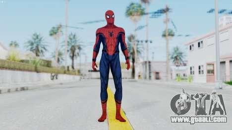 Civil War Spider-Man for GTA San Andreas second screenshot