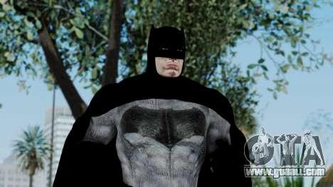 BvS Dawn of Justice - Batman for GTA San Andreas
