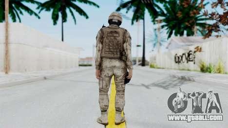 Crysis 2 US Soldier 7 Bodygroup A for GTA San Andreas third screenshot