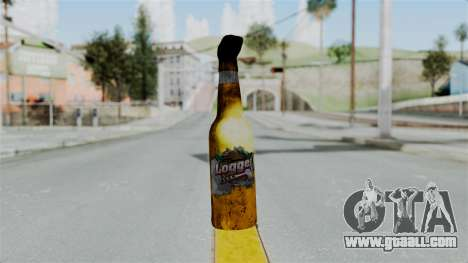 GTA 5 Molotov Cocktail for GTA San Andreas