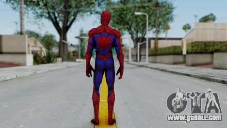 Marvel Future Fight Spider Man All New v1 for GTA San Andreas third screenshot