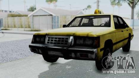 Taxi from GTA Vice City for GTA San Andreas