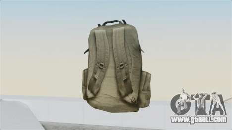 Arma 2 Coyote Backpack for GTA San Andreas second screenshot