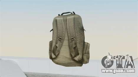 Arma 2 Coyote Backpack for GTA San Andreas second screenshot