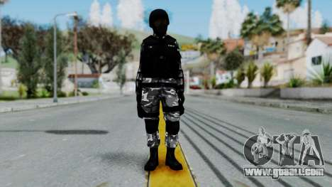 S.W.A.T v1 for GTA San Andreas second screenshot