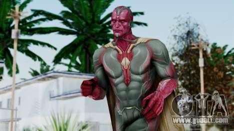 Marvel Future Fight - Vision (AOU) for GTA San Andreas