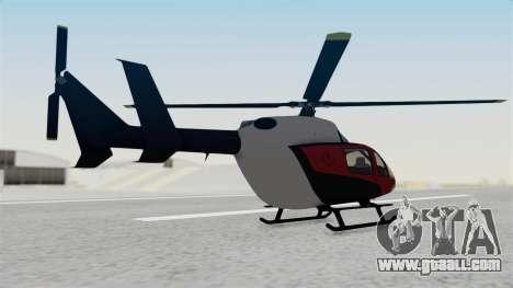 GTA 5 Super Volito Carbon for GTA San Andreas left view