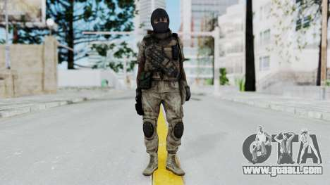 Crysis 2 US Soldier 8 Bodygroup B for GTA San Andreas second screenshot