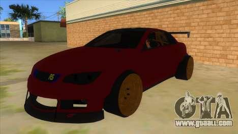 GTA V Sentinel RS MKII for GTA San Andreas