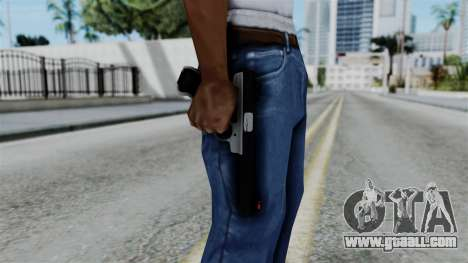 No More Room in Hell - Ruger Mark III for GTA San Andreas third screenshot