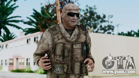 Crysis 2 US Soldier FaceB Bodygroup A for GTA San Andreas