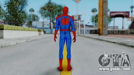 Amazing Spider-Man Comic Version for GTA San Andreas third screenshot