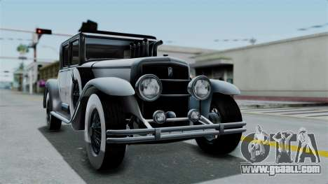 GTA 5 Albany Roosevelt Valor for GTA San Andreas