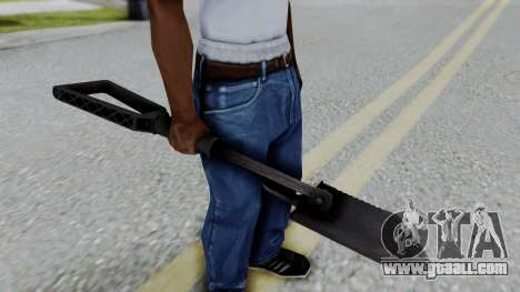No More Room in Hell - Entrenchment Tool for GTA San Andreas third screenshot
