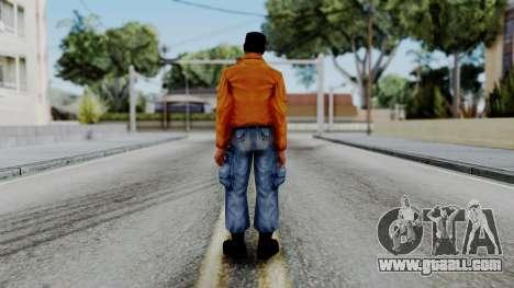 CS 1.6 Hostage 01 for GTA San Andreas third screenshot