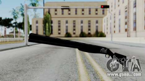 No More Room in Hell - Beretta Perennia SV 10 for GTA San Andreas second screenshot