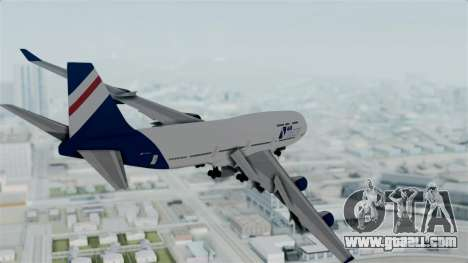 GTA 5 Jumbo Jet v1.0 Air Herler for GTA San Andreas right view