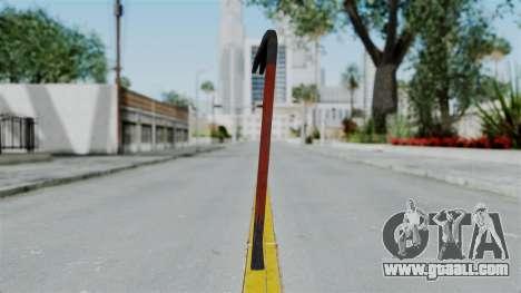 GTA 5 Crowbar for GTA San Andreas third screenshot