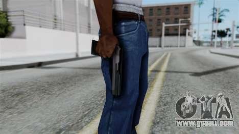 Vice City Beta Desert Eagle for GTA San Andreas third screenshot