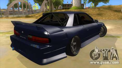 Nissan S13 Zenki for GTA San Andreas right view