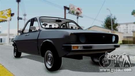 Dacia 1310 Double Version for GTA San Andreas left view