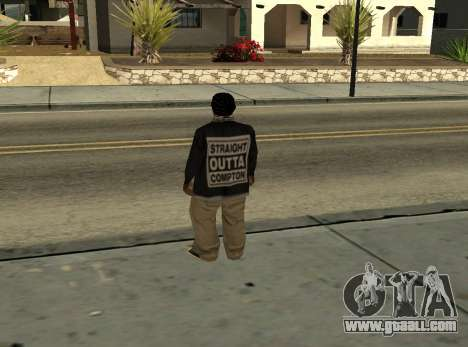 ballas3 [straight outta Compton] for GTA San Andreas second screenshot