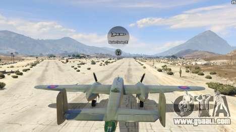 GTA 5 B-25 fourth screenshot