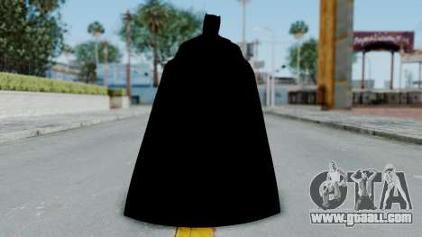 BvS Dawn of Justice - Batman for GTA San Andreas third screenshot