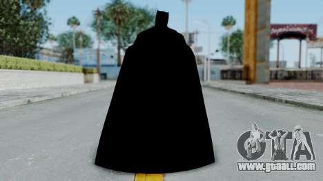 BvS Dawn of Justice - Batman for GTA San Andreas third screenshot